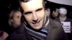 El vídeo de Pablo Casado cortando carreteras en 2007 que se ha vuelto