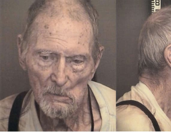 86-year-old arrested over 40-year-old murder case
