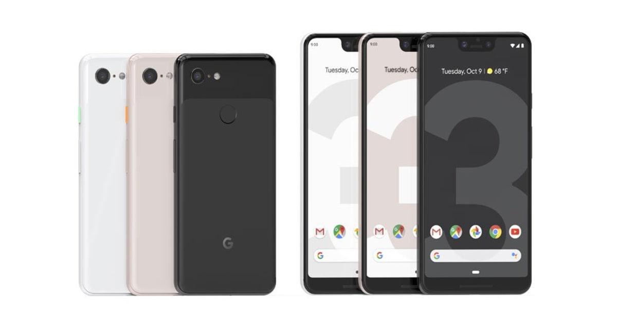 Pixel 3 et Pixel 3 XL  les smartphones de Google arrivent en France, voici  ce qu il faut retenir   Le Huffington Post d344d72003f6