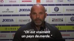 Dupraz viré de Toulouse: 3 minutes pour réaliser à quel point sa grande gueule va nous