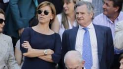 De Cospedal se reunió con Villarejo para abordar el 'caso