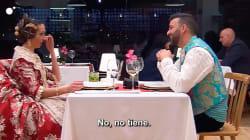 Polémica en 'First Dates' por una cita en la que se habló en