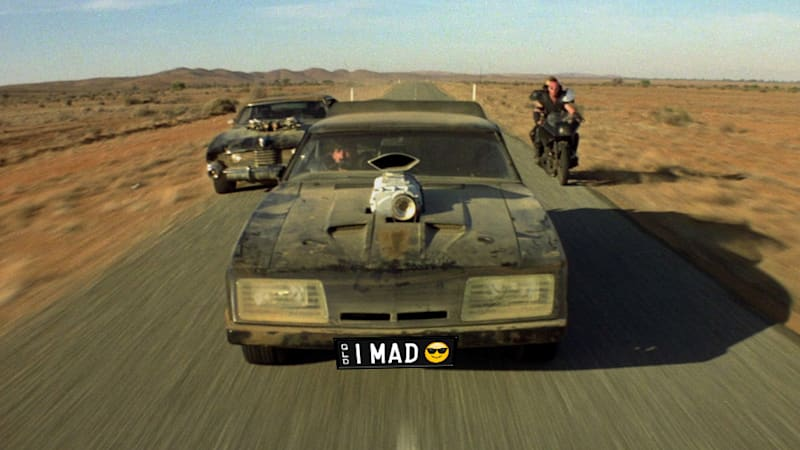 Australian drivers can soon put emojis on license plates | Autoblog