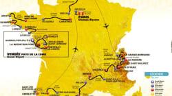 Noirmoutier, plateau des Glières, Espelette... le parcours du Tour de France 2018