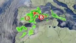 Dos borrascas van a provocar en España el temporal más potente de los últimos diez