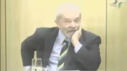 Como foi a 1ª aparição pública de Lula após a