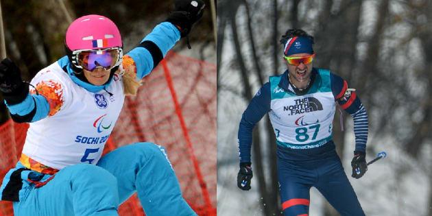Deux nouvelles médailles d'argent pour la France — Jeux paralympiques
