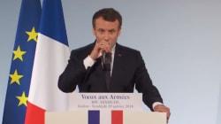 Le lapsus à un milliard d'euros d'Emmanuel Macron sur le budget de la