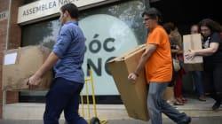 🔴 EN DIRECTO- La Guardia Civil registra las sedes de la ANC y Òmnium