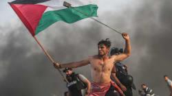El Ejército israelí hiere al palestino de la foto icónica de las protestas de