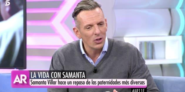Joaquín Prat en 'El programa de AR'.