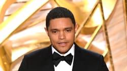Oscars: la blague cachée de Trevor Noah sur les