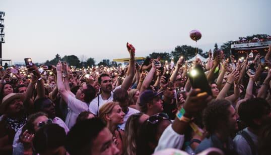 Moins de grands concerts au parc