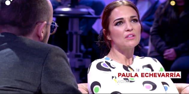 Paula Echevarría, en 'Chester'.