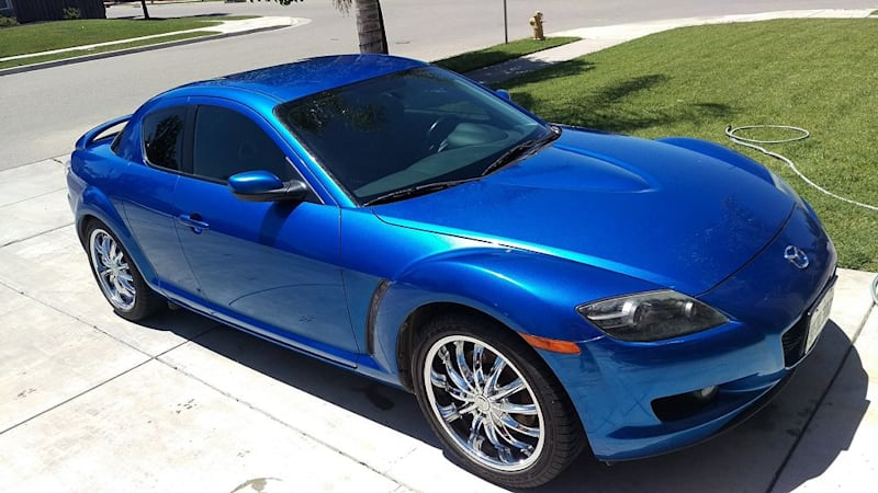 Used Mazda Rx8 >> Sell Your Own 2004 Mazda Rx 8 Autoblog