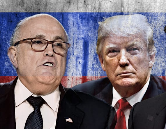 Giuliani: Moscow talks extended through election