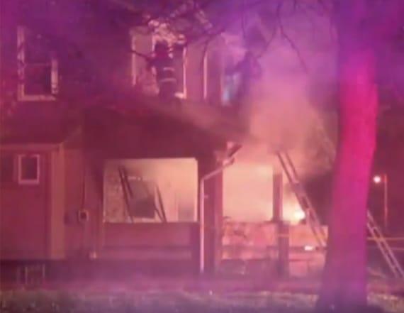 Ohio house fire kills 5 children, injures mother