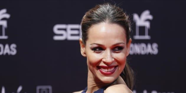 La presentadora Eva Gonzalez.