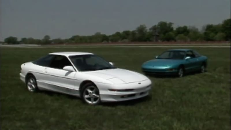 Motorweek Ford Probe motorweek finds nice things to say about the 1993 ford probe  at soozxer.org