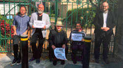Christian Leaders Arrested For Kirribilli House Protest Over