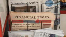 La portada más comentada del 'Financial Times' sobre el Gobierno de