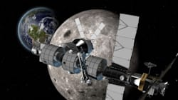 La Russie va coopérer avec la Nasa pour construire une station spatiale autour de la