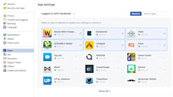 Facebook Now Lets You Bulk Delete