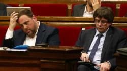 Junqueras tumba los argumentos de Puigdemont al considerar que no se puede ser president a