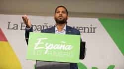 Ignacio Garriga (Vox): tenemos que hablar, de negro a