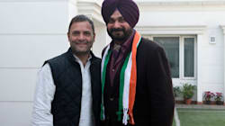 Navjot Singh Sidhu Joins Congress Ahead Of Punjab