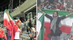 Des Iraniennes ont pu assister à un match de football masculin dans un stade pour la première fois depuis