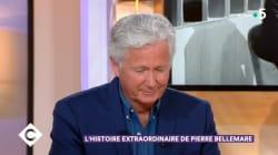 Le fils de Pierre Bellemare craque en rendant hommage à son