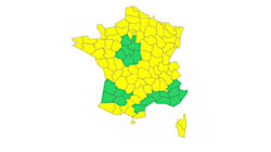 Météo-France lève la vigilance orange neige et verglas pour huit derniers