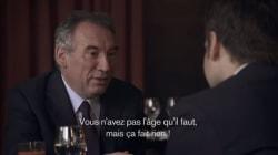 Bayrou à Macron: