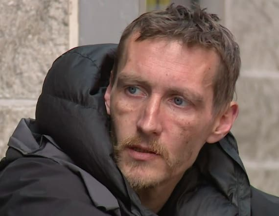 Homeless man who saved kids during attack given home