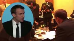 Pourquoi Macron a étrenné son slogan