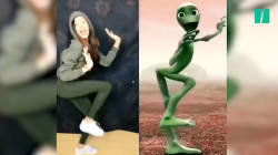 Ce challenge va vous donner envie de danser comme cet alien