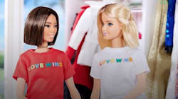 VIDEO: Barbie por fin reconoce a la comunidad