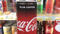 Coca-Cola sabor café já é realidade. E com muito mais