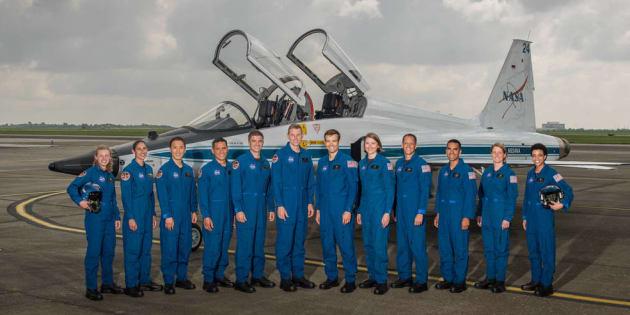 Parmi ces 12 astronautes se trouve peut-être le premier martien