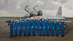 Parmi ces 12 astronautes se trouve peut-être le premier