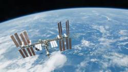 La fuite dans la Station spatiale internationale a été causée par une