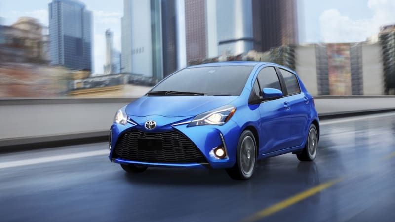 No 2019 Version Of Toyota Yaris Liftback Company Says Autoblog