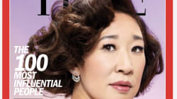 Shonda Rhimes Fawns Over Sandra Oh For Time's 'Most Influential'