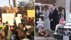 Les impressionnantes images de la mobilisation anti-Trump à
