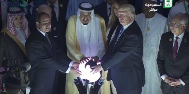 """Résultat de recherche d'images pour """"trump arabie"""""""
