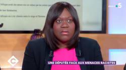 La députée qui a reçu la lettre confie être victime d'injures racistes