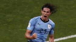 L'Uruguay élimine le Portugal et file en quarts de finale pour affronter les