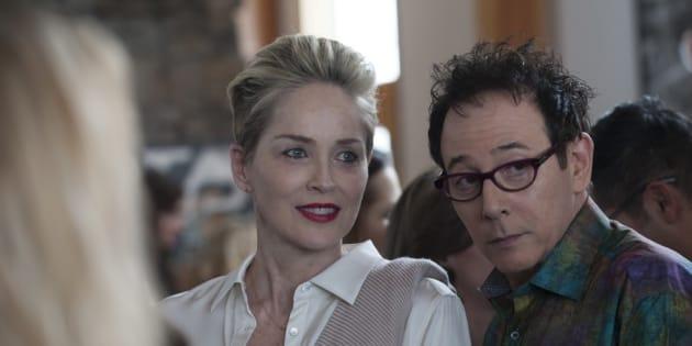 """Que vaut """"Mosaic"""", la série policière de HBO avec Sharon Stone?"""