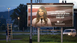 Melania Trump ha fatto rimuovere la pubblicità della scuola d'inglese di Zagabria: